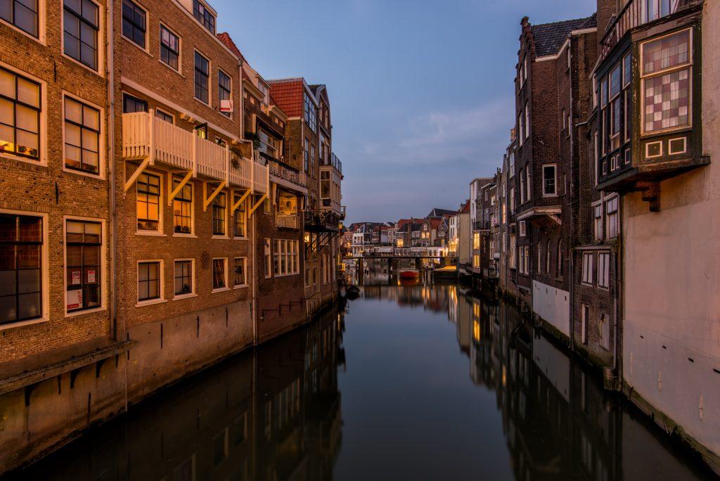 Grachten Dordrecht