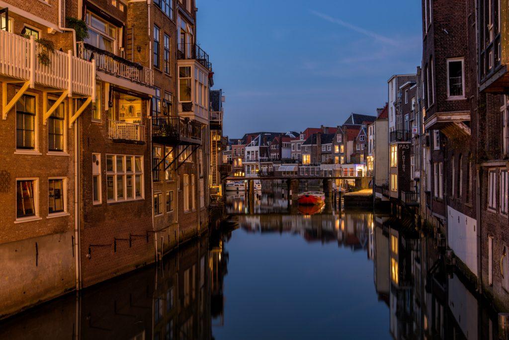 Dordrecht Grachten