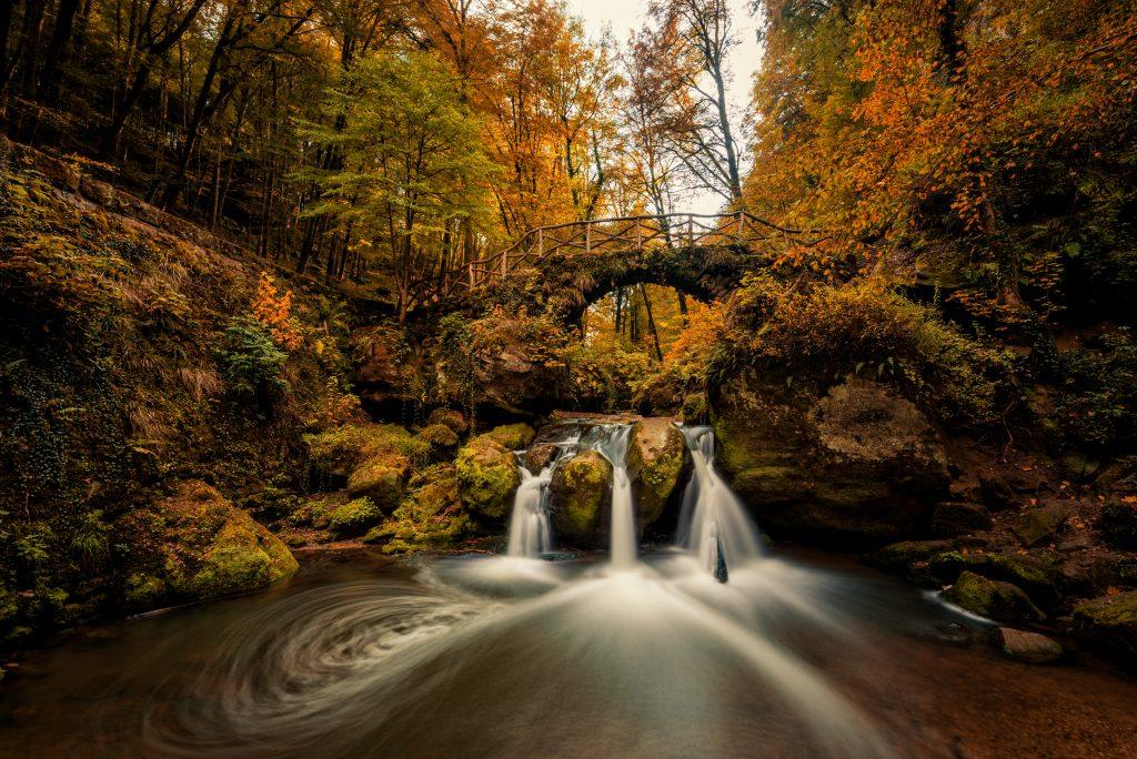 Schiessentümpel Watervallen
